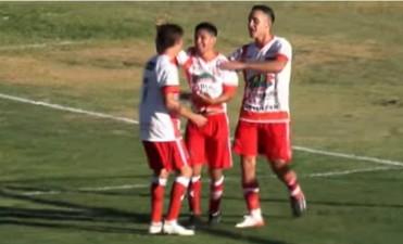 Luján goleó y clasificó a la Copa Argentina