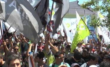 Con miles de trabajadores en la calle, Lácteos MePi reincorporó a Eduardo Martín