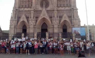 Marcharon a la Basílica por la aparición de Lucía