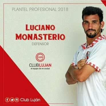 Luciano Monasterio: