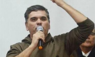 """César Siror: """"Las recomposiciones salariales fueron gracias a la lucha"""""""