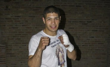 Sebastián Papeschi peleará por el Título Latino AMB