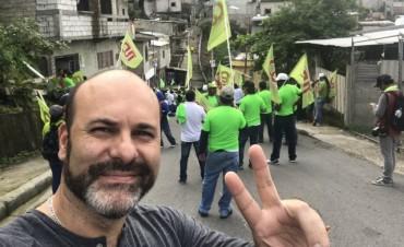 """Balotaje presidencial: """"Ecuador muestra un camino al socialismo"""""""