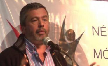 """Fernando Casset: """"El discurso del intendente es un programa de gobierno"""""""