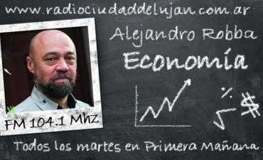 """Alejandro Robba: """"Quieren ordenar la economía a palazos"""""""