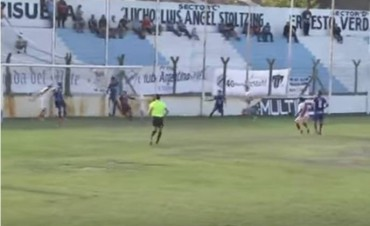 Luján igualó con Argentino de Quilmes