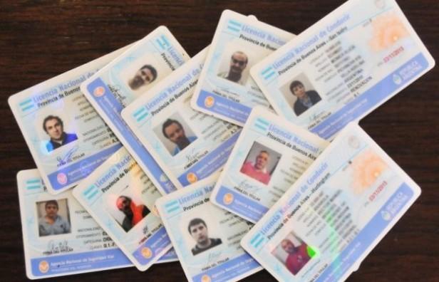 A pesar del paro, se entregan licencias de conducir