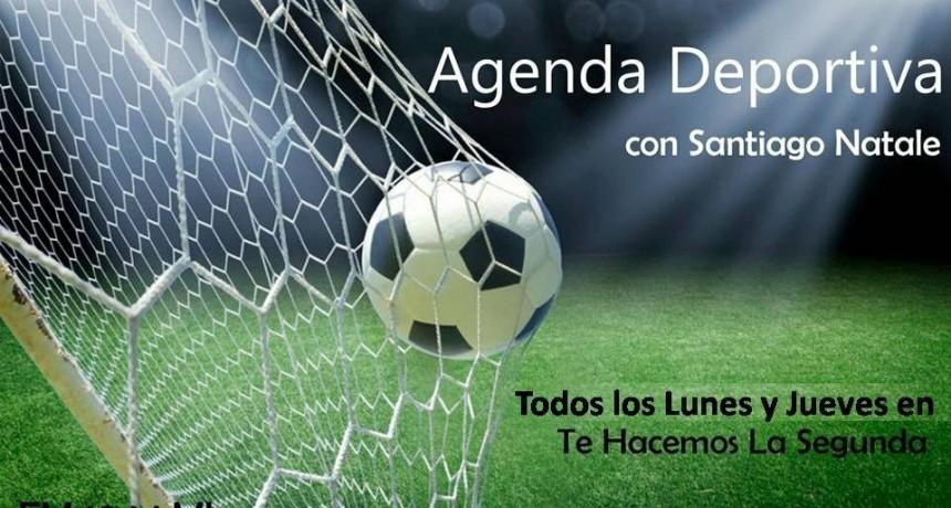 Agenda deportiva en Te Hacemos la Segunda