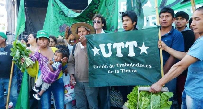 Verdurazo: reclaman Ley de Acceso a la Tierra