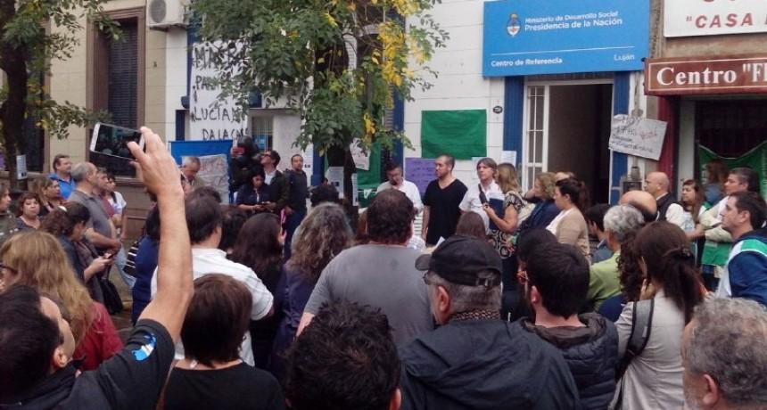 Solidaridad con los despedidos de la Agencia de Discapacidad