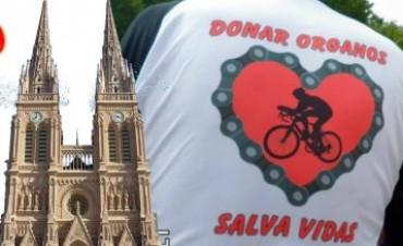 Luján recibirá una actividad que busca concientizar sobre la Donación de Órganos