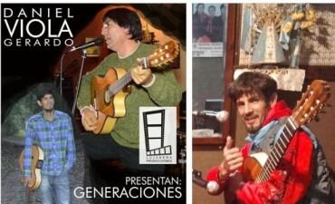 Gerardo Viola Y Daniel Viola presentan