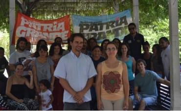 """Agustín Burgos: """"Entendemos a la política como un motor de cambio"""""""
