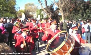 """La Banda """"Rerum Novarum"""" celebra sus 80 años"""