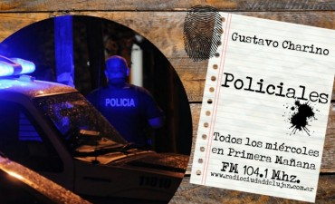 Drogas: allanamiento y detenidos en barrio Ameghino