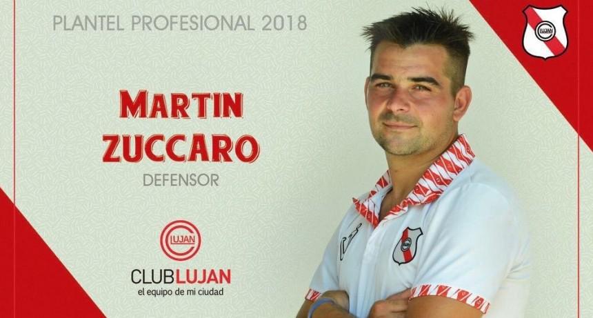 """Martín Zúccaro: """"Estamos tranquilos porque el equipo tiene una identidad de juego"""""""