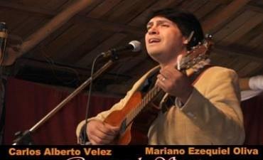 Domingo de folklore, canto y danza en el Barrio Juan XXIII