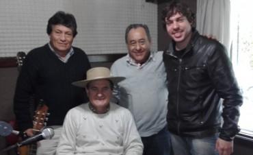 Raul Palma y Matias Castillo en Olivera