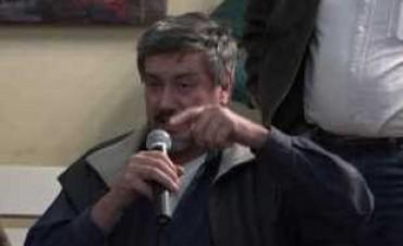 """Sergio Almada: """"Te llevan a perder la paciencia"""""""