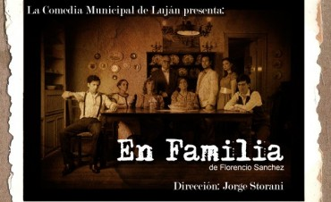 "La Comedia Municipal estrena hoy el clásico ""En familia"""