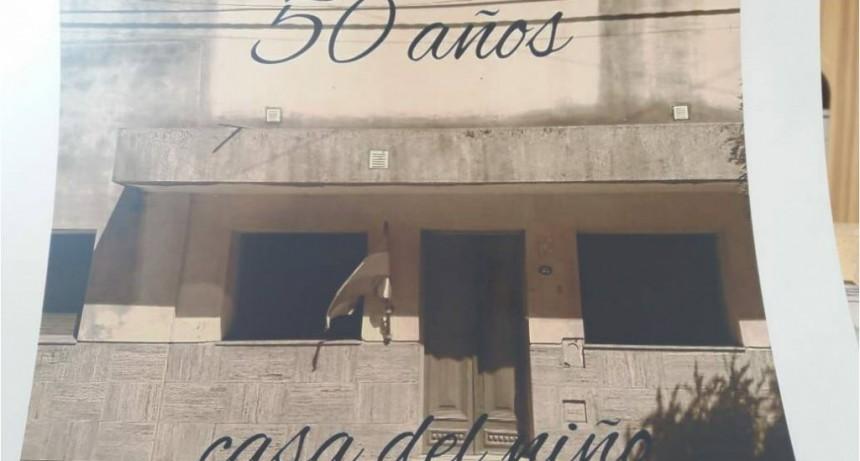 La Casa del Niño festeja sus 50 años