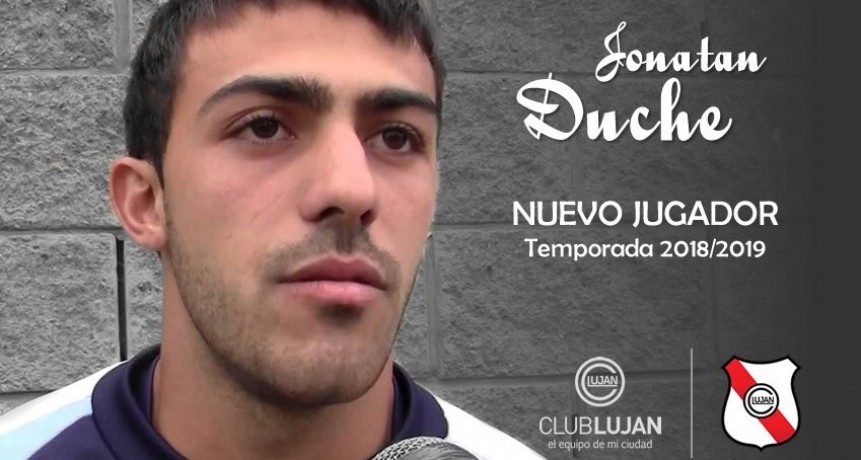 Jonatan Duche: