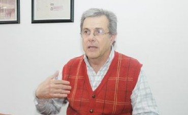 """Luccón: """"Resolvimos casi todos los problemas de Internación y Clínica médica"""""""
