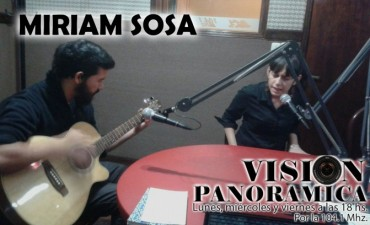 Acústico de Miriam Sosa