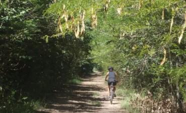 Salida gratuita de cicloturismo  Luján – Carlos Keen