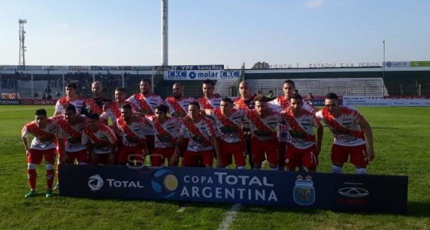 Luján ganó en Junín y sigue en Copa Argentina
