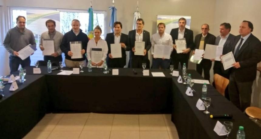 El Municipio firmó convenio con el INADI