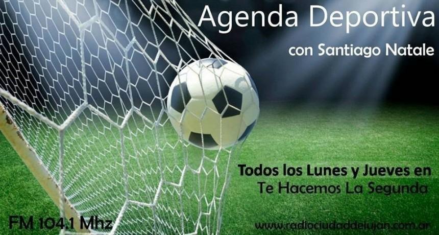 Agenda deportiva