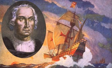 Cristobal Colón, en la columna de Federico Suárez