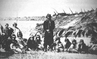 """Omar Lobos: """"Hay una relegitimación de la famosa conquista del desierto"""""""