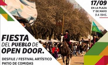 Fiesta del Pueblo de Open Door