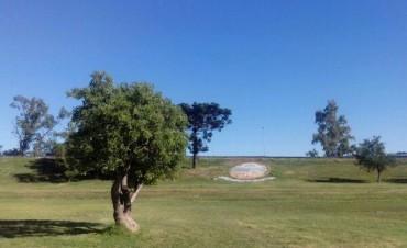 Proyectan plazas eco sustentables en espacios verdes de Luján