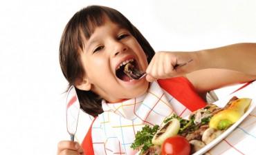 Nutrición: Niñez