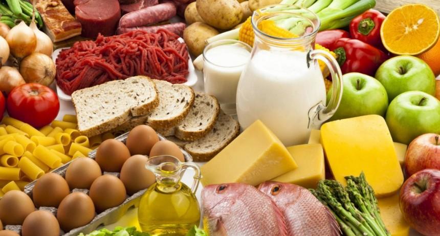 Nutrición: Mes de la alimentación