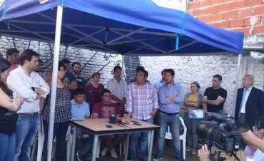 Conferencia por violenta detención policial