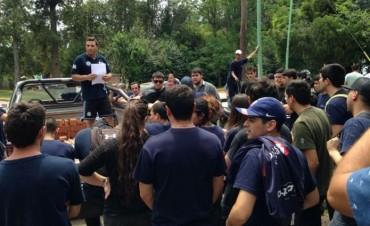 """Mariano Patocco: """"Me armaron la causa, voy a seguir peleando en la justicia"""""""