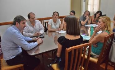 Luciani suspenderá la puesta en marcha de la central termoeléctrica
