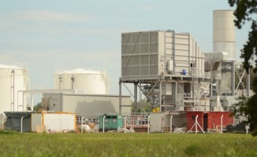 """Termoeléctrica: """"La empresa necesita un Certificado de Aptitud Ambiental para funcionar"""""""