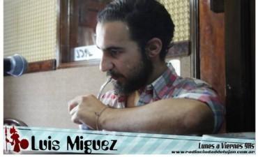Luis Miguez sobre el Mate