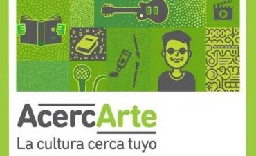 AcercArte: Cronograma de actividades