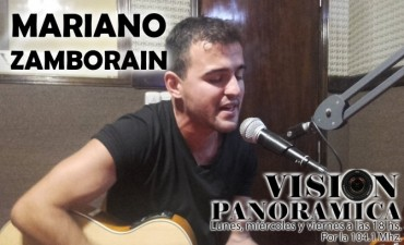 Acústico de Mariano Zamborain