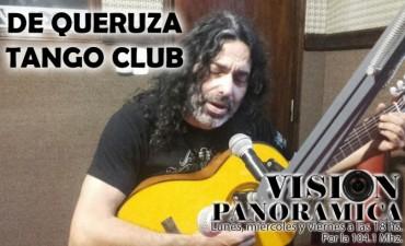 De Queruza Tango Club en el cierre musical de Visión Panorámica