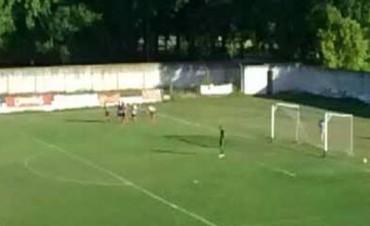 A poco del final, Luján llegó al empate