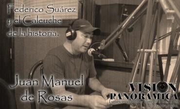 Columna de historia: Juan Manuel de Rosas