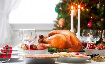 Nutrición: Cena navideña