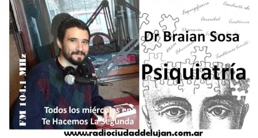 Psiquiatría: Medicación y efectos adversos